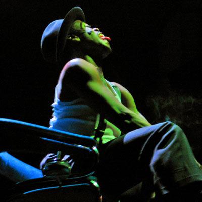 Alvin Le-Bass (Foto: © Martin Bruny)
