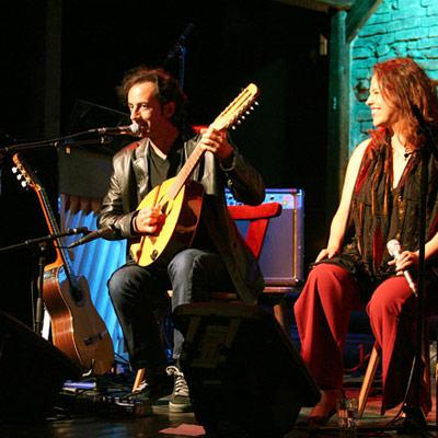 Mario Berger und Anne-Marie Höller (Foto: Martin Bruny)