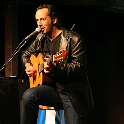 Mario Berger (Foto: Martin Bruny)