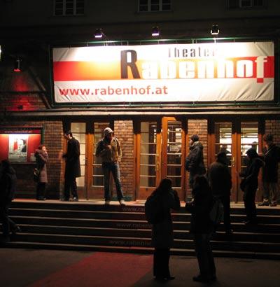 Theater Rabenhof, Wien 2006 (Foto: © Martin Bruny)