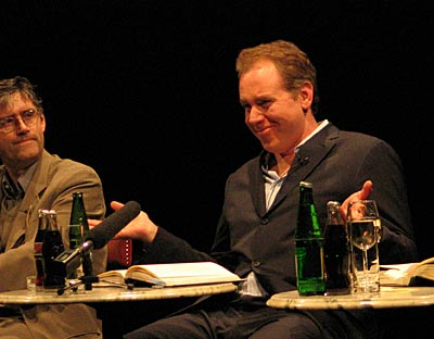 Bret Easton Ellis, Wien 2006 (Foto: © Martin Bruny)