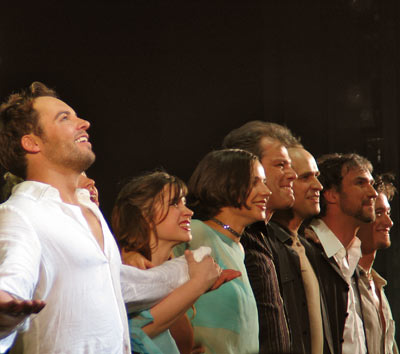 (Jesus Christ Superstar 2006; Foto: © Martin Bruny)