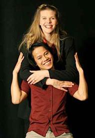 Suzanne Carey & Pehton Quirante