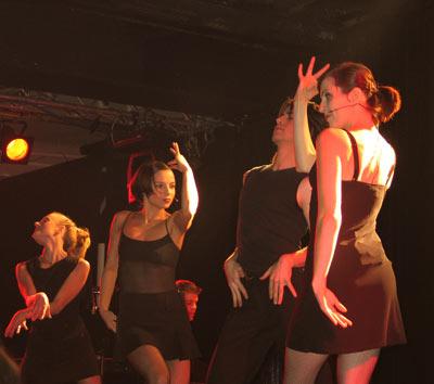 All that Jazz, 23.11.2005; Foto: © Martin Bruny