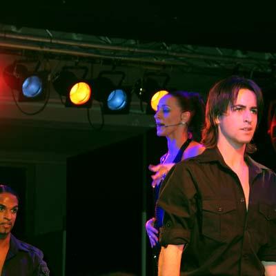 Ramesh Nair, Rachel Colley & Murray Grant - I gotcha, 23.11.2005; Foto: © Martin Bruny