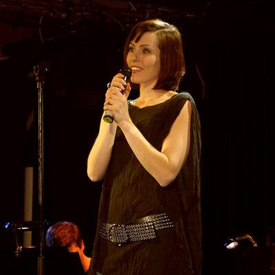 Vivianne Vogé, 23.11.2005; Foto: © Martin Bruny