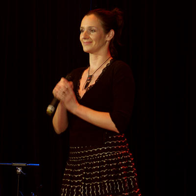 Andrea Malek, 23.11.2005; Foto: © Martin Bruny