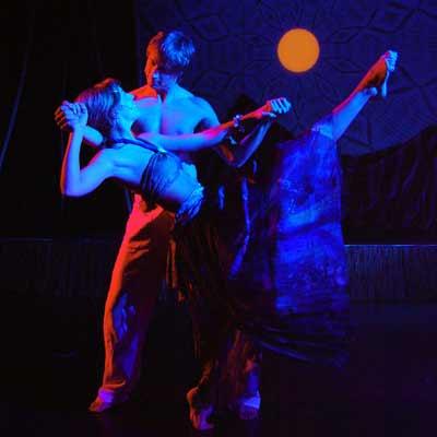 Irena Flury & Oliver Arno; Foto: © Sam Madwar