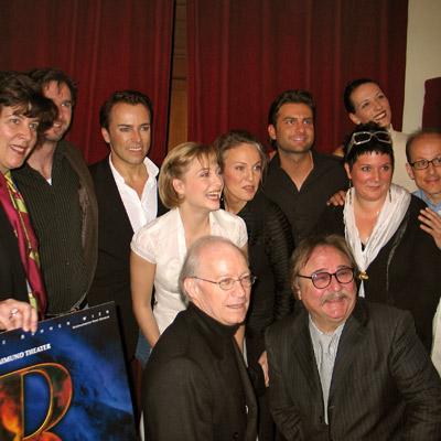 Rebecca-Cast 2006, Wien 2006 (Foto: © Martin Bruny)