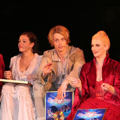 Romeo & Julia, 8. Juli 2006 (Foto: © Martin Bruny)