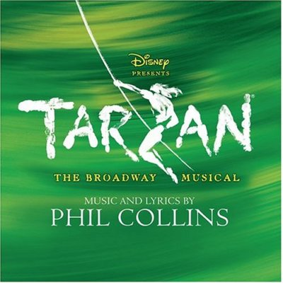 Tarzan Cast-CD