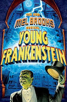 Young Frankenstein - Mel Brooks