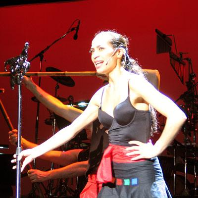 Carla Almeida; Foto: Martin Bruny