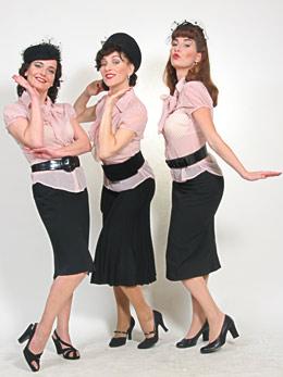 Vienna Swing Sisters; Foto: Rudi Exenberger