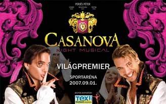 Mate Kamaras als Casanova