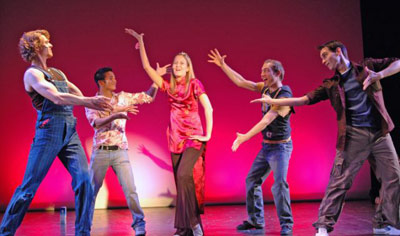 Casting; Foto: © Konservatorium Wien