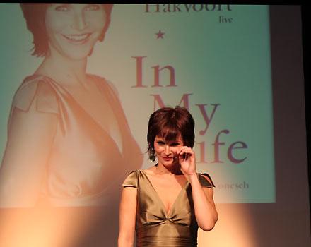 Maya Hakvoort 2007; Foto: Martin Bruny