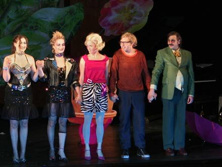Little Shop of Horrors; Foto: Martin Bruny