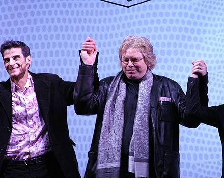 Alonso Barros und Duncan Hayler; Foto: Martin Bruny