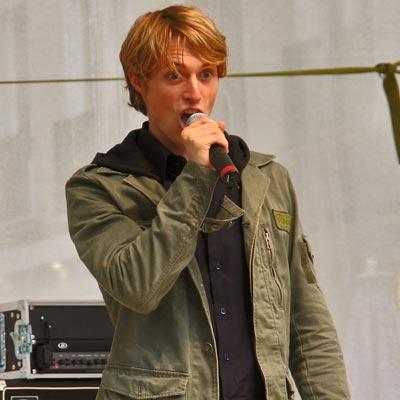 Lukas Perman; Foto: Martin Bruny, 17.9.2005