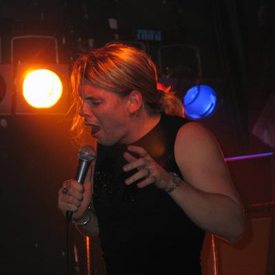 Maté Kamaras live, 04.12.2004, Foto: Martin Bruny