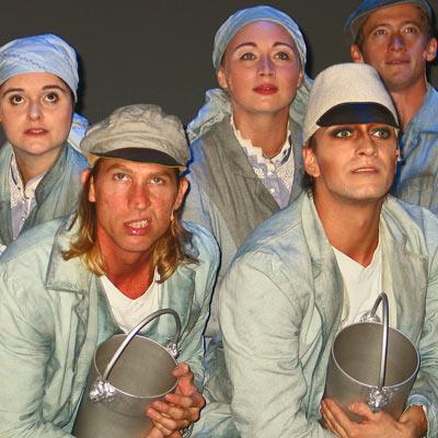 Das Elisabeth-Ensemble; Pic: Martin Bruny, 24.9.2005