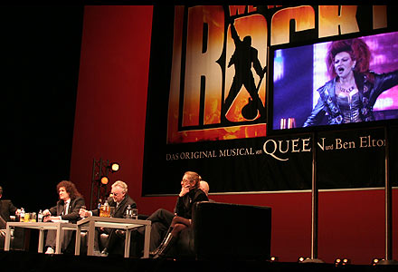 We Will Rock You; Foto: Martin Bruny