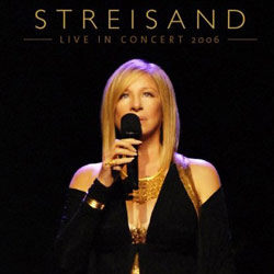 Barbra Streisand 2007