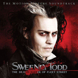 Sweeney Todd, Original Cast CD, Johnny Depp, Stephen Sondheim