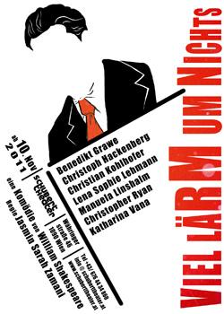 Schuberttheater, Viel Lärm um nichts 2011