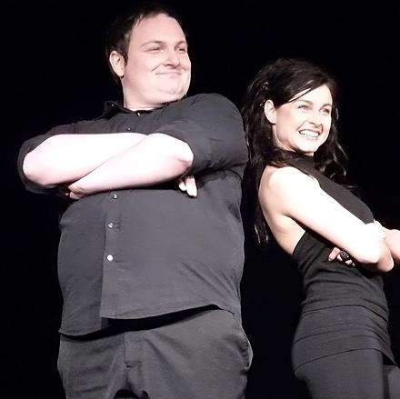 Robert Neumayr, Daniela Dett, Foto: Andrea Martin