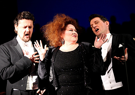 K. Criswell, J. O'Loughlin Copyright: Barbara Palffy/Volksoper Wien